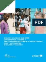 Encuesta Saludsexual VIH CRS