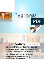 autismo exposición