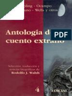 Walsh,.Rodolfo. .Antologia.del.Cuento.extrano.4
