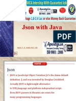 What is Json in Java and How to access them