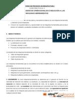 Laboratorio 5. INDUCCIÓN y Requisitos Básicos y Operacionales de Las Máquinas Herramientas
