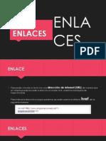 HTML Enlaces
