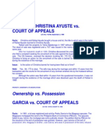 FAMILY RELATIONS Cases.docx