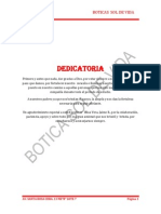 Botica Sol de Vida- Grupo 5 Ivciclo