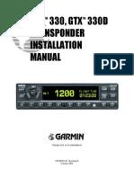 GTX330Transponder_InstallationManual