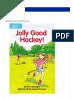 Jolly Good Hockey