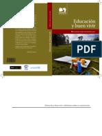 Educación y buen vivir  2012-2