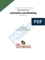 Simulation and Modulation