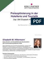 SEM Preisoptimierung BerchtesgadenerLand am 6.11.14
