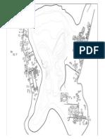 Peta Kontur Rencana Perumahan