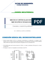 Micros2 16F84 Conexión y Periféricos