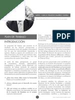 Candidatos Rectoria UAQ 2015 2018 Resumen Plan de Trabajo