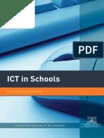 Ict in Schools Inspectorate Evaluation Studies