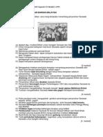 Modul Struktur Sejarah t5 Set 2 Pp Spm 2014