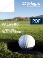 Valagro Diario Del Manutentore