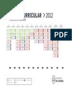 Uandes Medicina Malla 2012