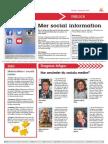 Mer Social Information