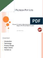 Ace Filtech Ppt