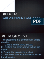 Crimpro Report - Rule 116 (2)
