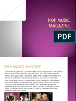 pop music magazine research