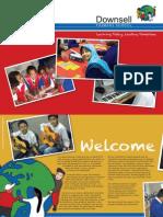 Downsell School Prospectus