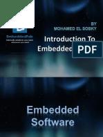 3 Embedded Software