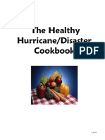 The Healthy Hurricane_Disaster Cook Book