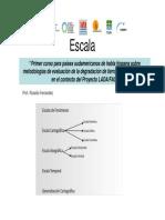 Presentacion R.fernandez - Escalas