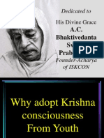 Krishna Consciousness for Youth