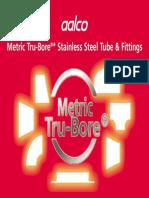 Aalco Metric Tru-Bore