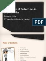 implications of endocrines in orthodontics - visualbee