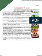 Acumuladores de Calor - ElectricosOnLine