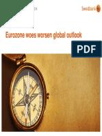 Swedbank Economic Outlook Update, PowerPoint