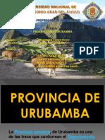 Provincia de Urubamba
