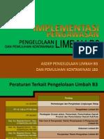 3-Implementasi Pengawasan Pengelolaan Limbah B3_20130702090703