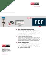 Product Data Sheet HecPump