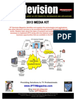IPTVMagazine Media Kit