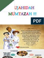 MUJAHIDAH MUMTAZAH !!!