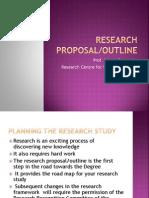 10 Research Proposal