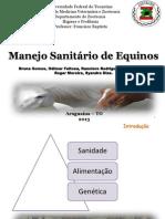 Manejo Sanitário