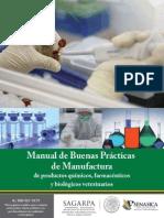 Manual Buenas Ppracticas de manufactura