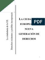 La Ciudadanía y La Generación de Derechos