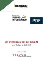 Organizaciones Siglo 21 y El Futuro Del CIO