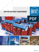Dry Type Cast Resin xmer