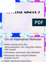 Tutorial Minggu 7
