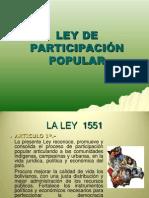 Ley de Participación Popular
