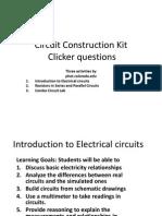 cck clicker questions