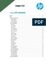 WP HPDM4.6 Database Schema