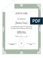 High school diploma certificate.docx