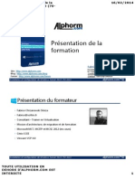 Alphorm.com - Support de La Formation Windows 2012 (70-410)